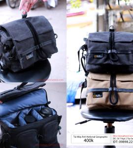 Túi đựng máy ảnh NATIONAL GEOGRAPHIC NG W2140 – Thời trang – Chất lượng – Giá rẻ nhất !