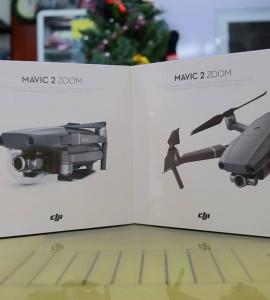 DJI Mavic 2 Zoom – Sự bất ngờ của công nghệ mới  – Giao hàng Toàn Quốc !