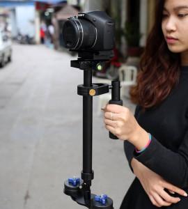 Steadicam S60 giá rẻ nhất 1tr2 Free ship toàn Hà Nội – Thiết bị tay cầm quay phim chuyên nghiệp